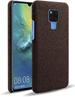 """Grandcase Huawei Mate 20 X 7.2""""Case,Ultra-thin High Quality Felt Cloth Anti-Fingerprint Shock Absorber Protective Cover fo..."""