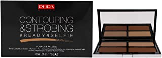 Pupa - contouring and Strobing Dark Skin Palette