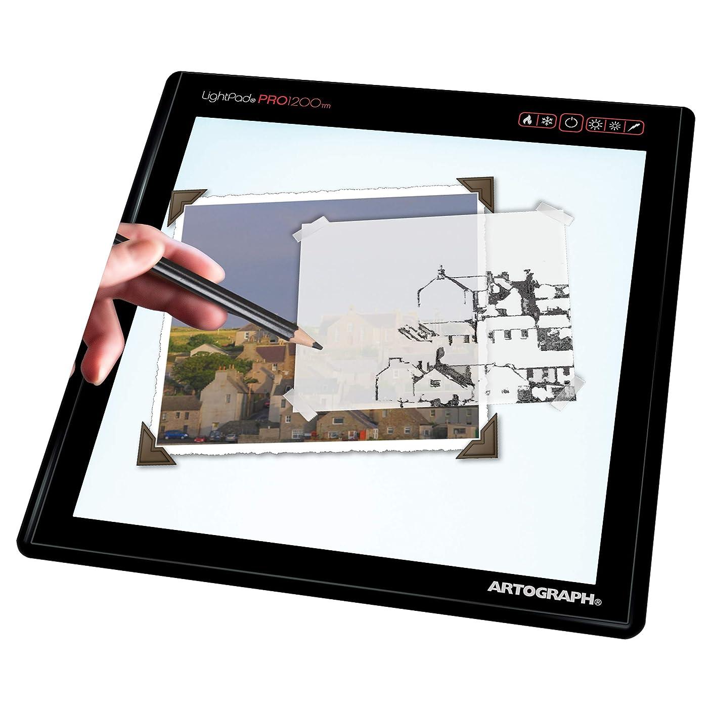 Artograph PRO1200 LightPad, 12 x 12 lit Area