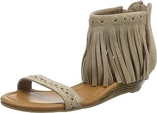 Suchergebnis auf für: Sandalen Mit Fransen