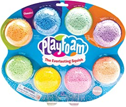 Educational Insights Playfoam Combo 8 Pack | Non-Toxic, Never Dries Out | Great For Slime | Perfect For Ages 3 & Up