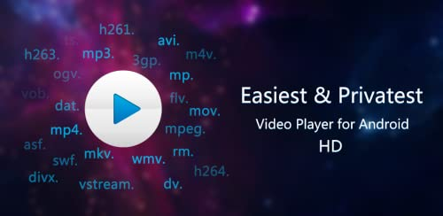 『Video Player for Android』のトップ画像