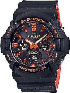 G-Shock Bright Orange Analog-Digital Series GAS100BR-1A