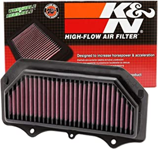 K&N Engine Air Filter: High Performance, Premium, Powersport Air Filter: Fits 2011-2019 SUZUKI (GSXR600, GSXR750, GSXR600 30 Years, GSXR600 GP, GSXR750 50th Ann. Edition) SU-7511