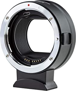 Viltrox EF-Z Autofocus Lens Adapter Metal contacts Full Frame for Cano...