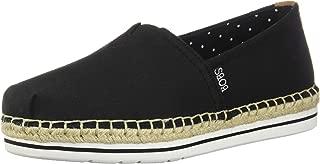 Skechers BOBS Breeze Womens Espadrille Slip On Flats