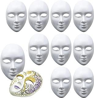 Amazon Es Mascaras Blancas Juguetes Y Juegos