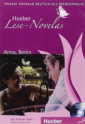 LESE-NOVELAS.A1.Anna, Berlin.Libro+CD