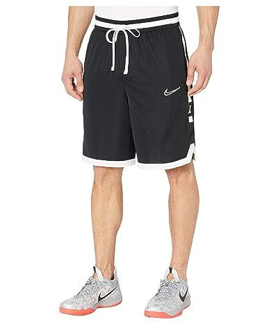 Nike Dry Elite Shorts Stripe (Black/White/White) Men