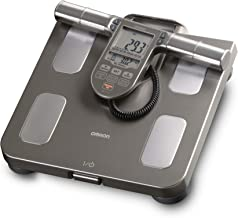 Omron Body Composition Monitor with Scale - 7 Fitness Indicators & 90-Day Memory