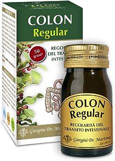 Dr. Giorgini Integratore Alimentare Colon Regular, 50 g