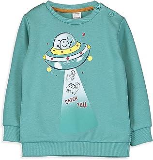 LC WAIKIKI Baby Jungen Bedrucktes Sweatshirt 2-teilig