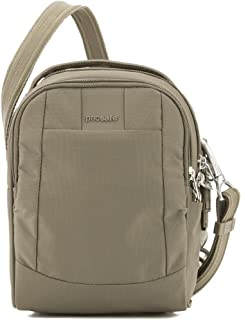 Pacsafe Metrosafe Ls100 Anti-theft Crossbody Bag - Earth Khaki