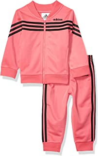 Baby Girls Tricot Jacket and Jogger Pant Set