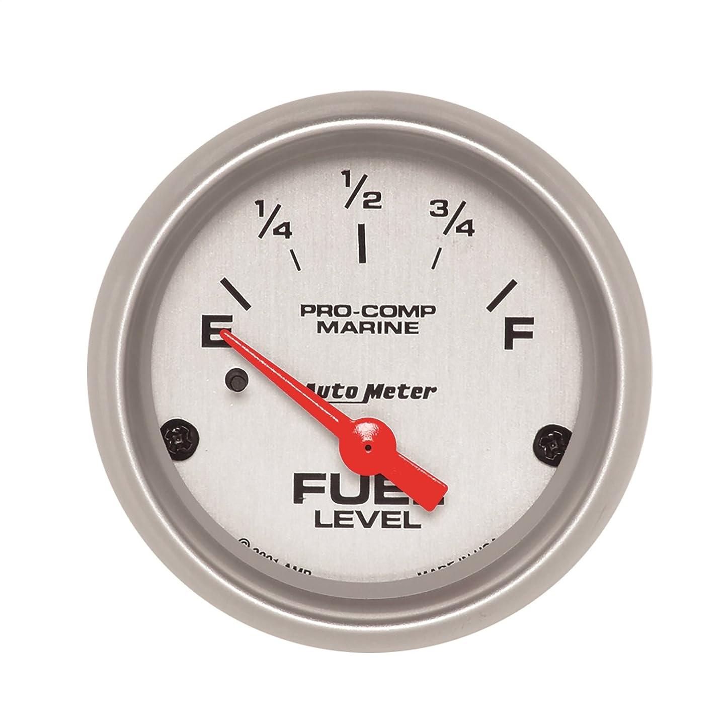 Auto Meter AutoMeter 200760-33 Ultra-Lite Gauge, Fuel Level, 2 1/16