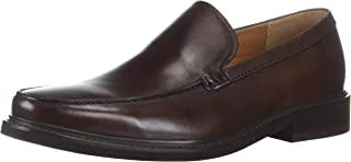 Kenneth Cole REACTION Mens Colby Slip on Brown Size: 7