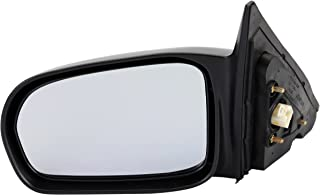 Dorman 955-1490 Driver Side Power Door Mirror for Select Honda Models, Black