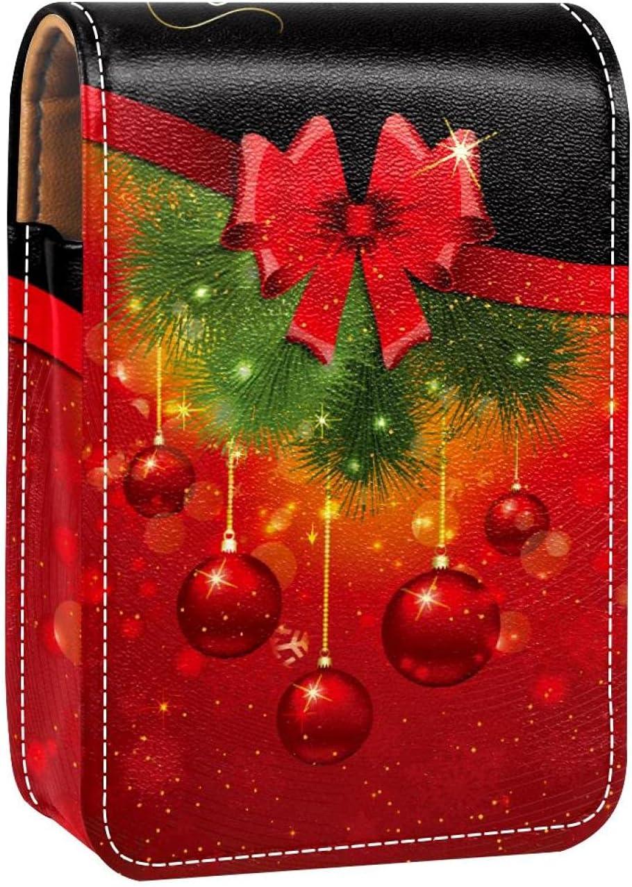 Lipstick Case With Mirror Merry Las Vegas Mall Lip Christmas Gloss Holder New Orleans Mall Porta