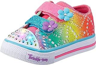 Kids Twinkle Toes Shuffles Sweet Steps Light-Up Sneaker