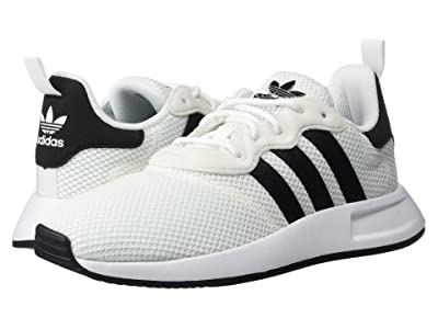 adidas Originals Kids X_PLR 2 (Big Kid) (White/Black) Kids Shoes