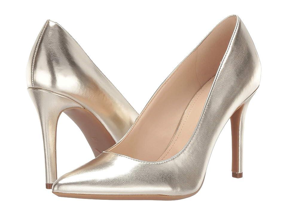 Nine West Fill (Gold) High Heels