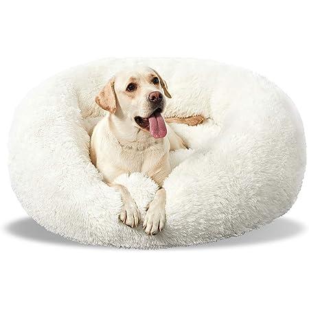 45 cm x 40 cm x 15 cm qq Cama para perros tama/ño mediano lavable para mascotas ortop/édica para perros peque/ños y grandes color vino rojo