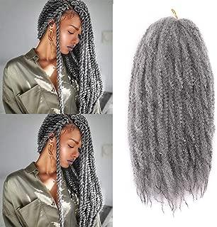 marley hair gray