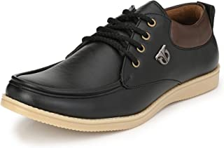Sir Corbett Men's Synthetic Casual Lace Up Shoes