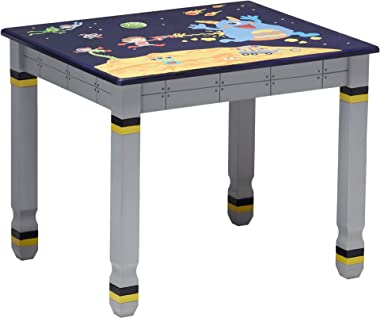 Fantasy Fields TD-12211A1 Kids Table, Blue - Outer Space