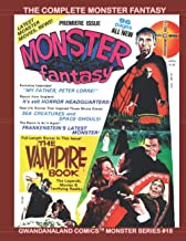 The Complete Monster Fantasy: Gwandanaland Comics Monster Series #18 --- The Four-Issue / 400-Page Classic!