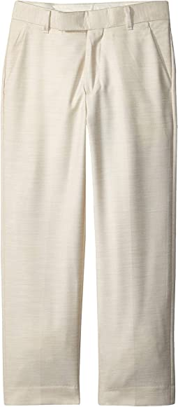 Shiny Slub Twill Pants (Big Kids)
