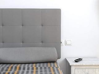 Amazon.es: cabecero tapizado cama 200