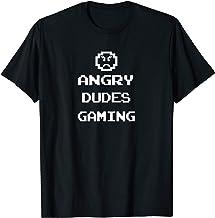 Angry Dudes Gaming T-Shirt
