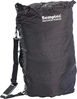 Funda de mochila: funda impermeable para mochila de senderismo (funda protectora de bolsa de viaje).