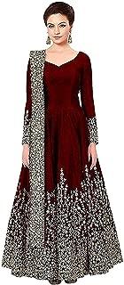 Women Top Crepe Salwar Suit