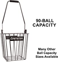 Gamma Sports Tennis Ballhoppers - Multiple Styles and Colors - Durable, Convenient, Heavy Duty Construction, for Easy Pick...