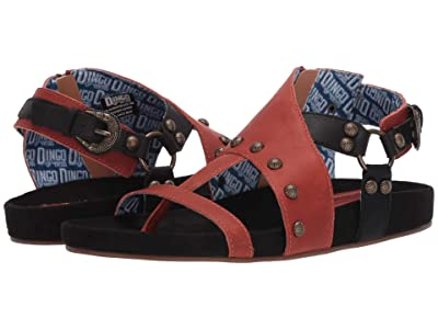 Dingo #SageBrush (Rust/Black) Women