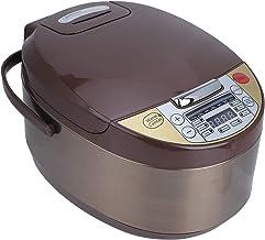 Greensen Cuiseur à Riz, Riz à Vapeur Automatique numérique et cuiseur à Vapeur avec Fonction de Maintien au Chaud en Acier...