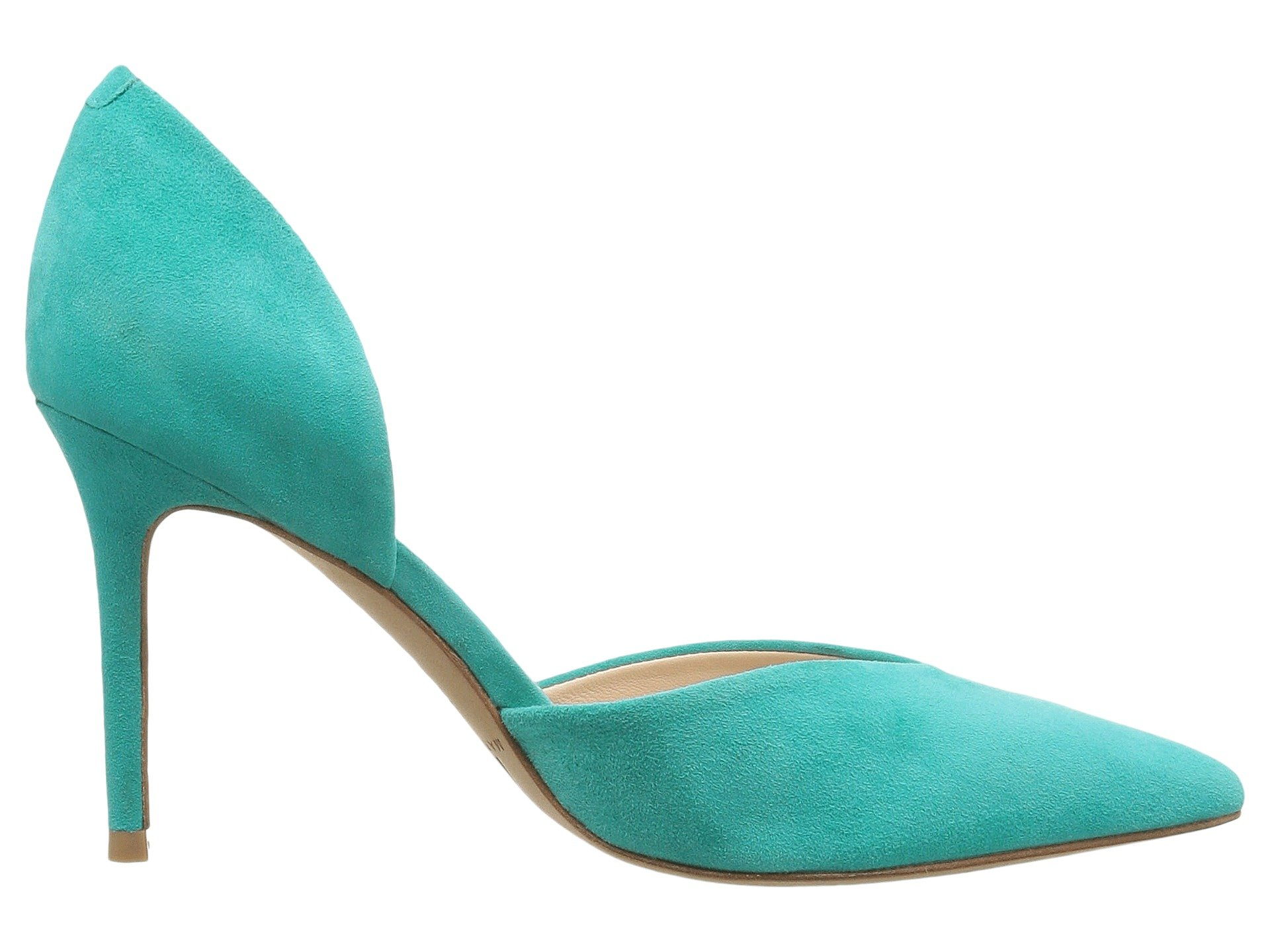 Shopping Product  Q Green Pump Shoes