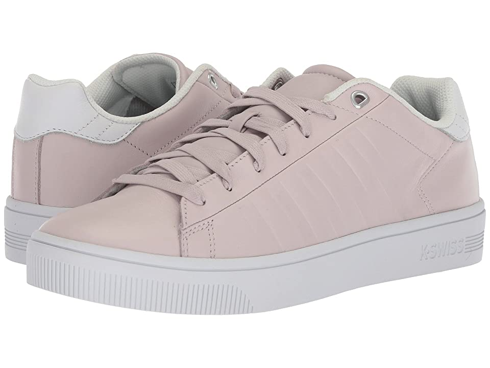 K-Swiss Court Frasco (Gray Lilac/White) Women