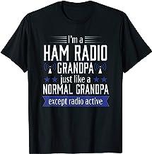 Ham Radio Operator Amateur Radio Funny Grandpa Gift Men T-Shirt