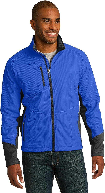 Port Authority Men's Waterproof greenical Soft Shell Jacket