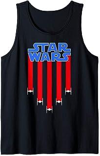 Star Wars Fighter Jets Star Bangled Banner July 4th C1 Débardeur
