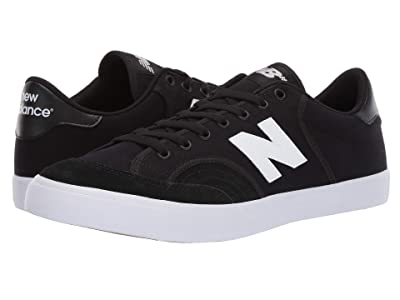 New Balance Numeric NM212 (Black/White 2) Men