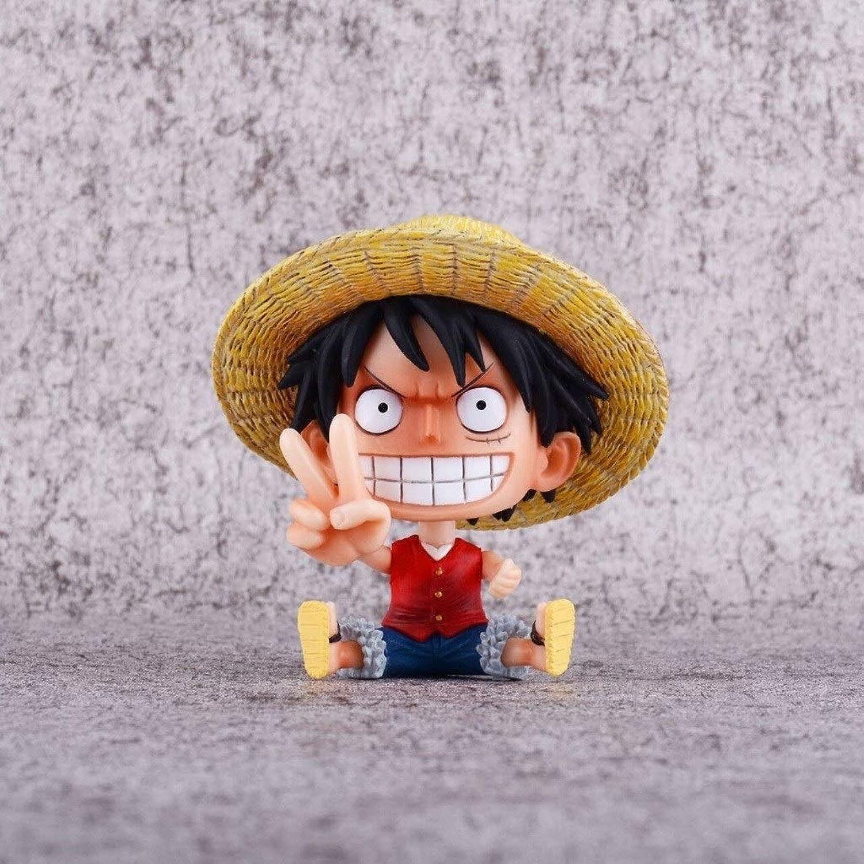 de moda CCET Piratas Rey Náutico Lu FEI FEI FEI Modelo De Animación Anime Estatua Colección De Regalos De Cumpleaños Artesanía  wholesape barato