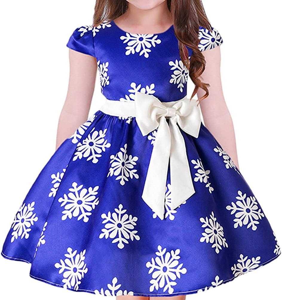 Baby Omaha Mall Girls Attention brand Princess Dress Christmas S Pageant Tutu Party Wedding