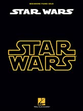 Star Wars for Beginning Piano Solo (English Edition)