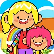 My Pretend Daycare & Preschool - Kids Kindergarten Dollhouse Games