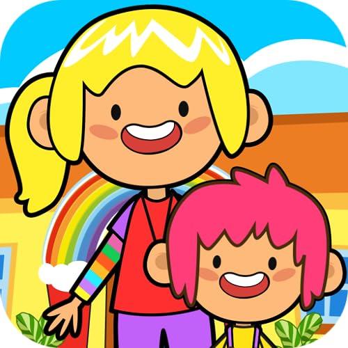My Pretend Daycare - Kids Babysitter Preschool & Kindergarten Games FREE