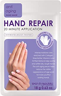 Skin Republic Hands Masks Wrinkles & Anti Aging 18 G